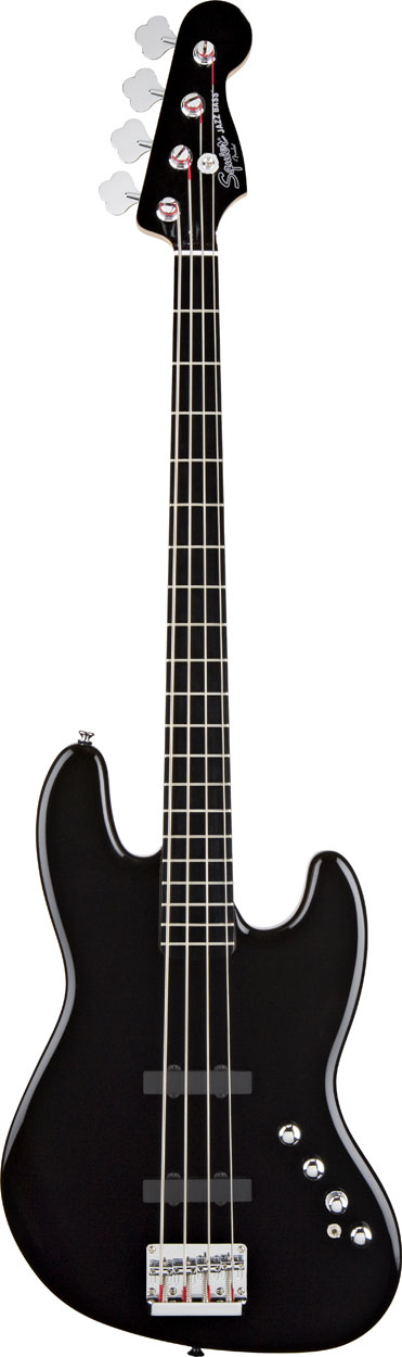 Deluxe Jazz Bass IV Active