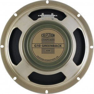Celestion Classic G10 Greenback 8ohms
