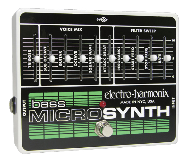 Bass Micro Synthesizer