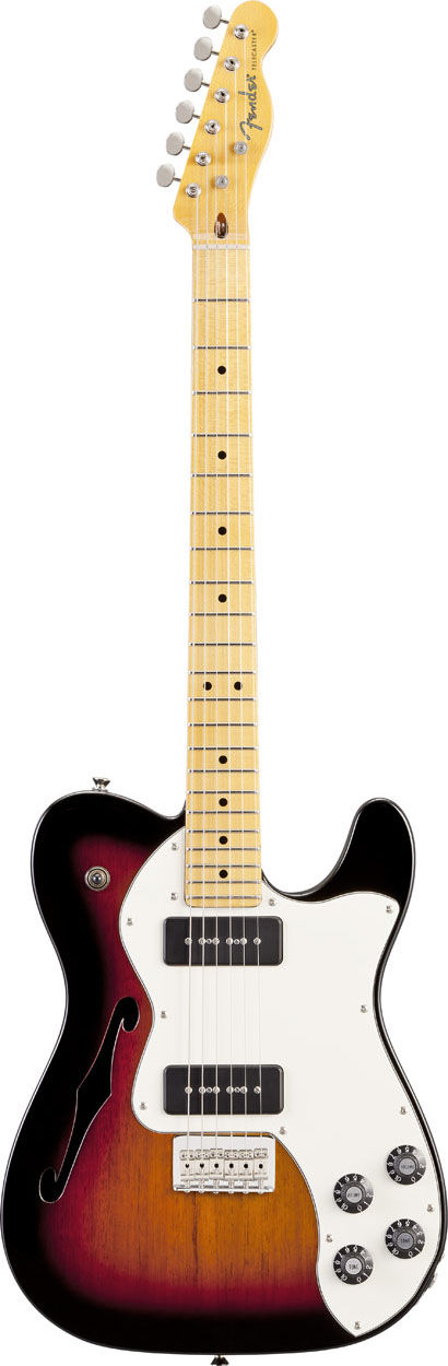 Modern Player Telecaster Thinline Deluxe