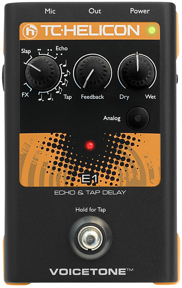 VoiceTone Single E1 Echo/Delay