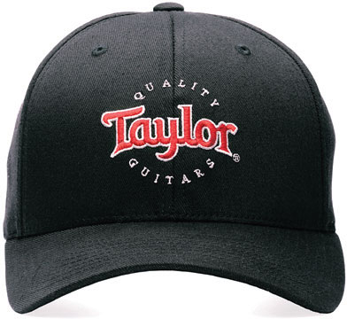 Taylor Casquette Flex Fit Red Logo One Size