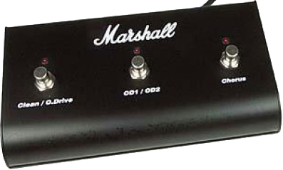 Marshall Footswitch PEDL10014