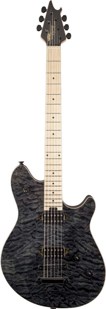 Wolfgang WG Standard Quilt Maple Tunamatic