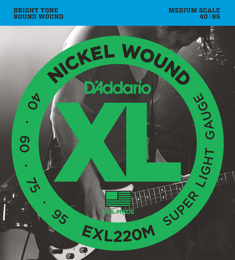 EXL220M Nickel Wound 40/95