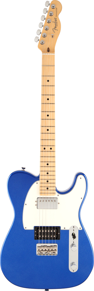 American Standard Telecaster HH
