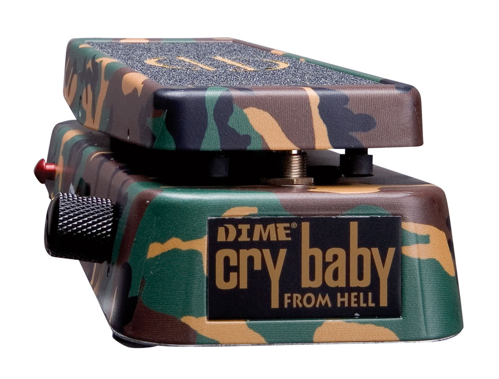 Cry Baby DIMEBAG Signature