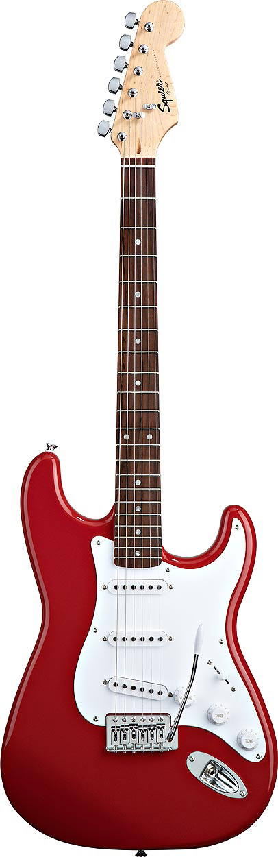 Bullet Strat with Tremolo